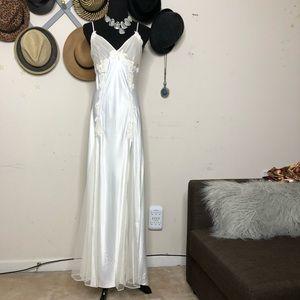 Victoria Secret bridal nightgown